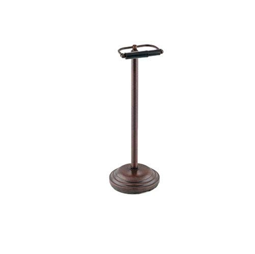Taymor 02-D8588ORB Oil Rubbed Bronze Pedestal Toilet Tissue Holder