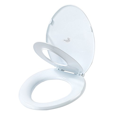 Summer 2-in-1 Toilet Trainer (Oval) - Potty...