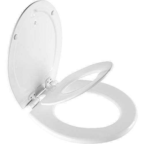 MAYFAIR 88SLOW 000 NextStep2 Toilet Seat with...