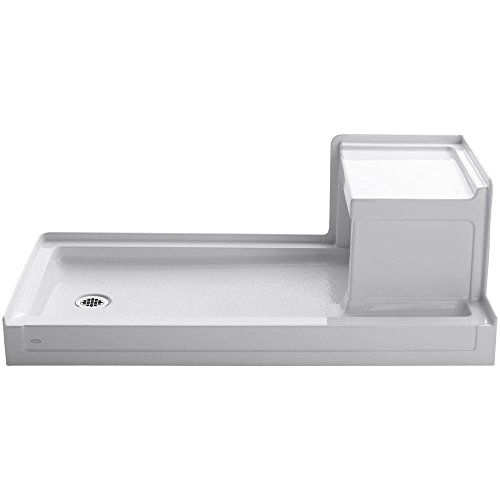 Kohler K-1977-0 Tresham Shower Receptor, White