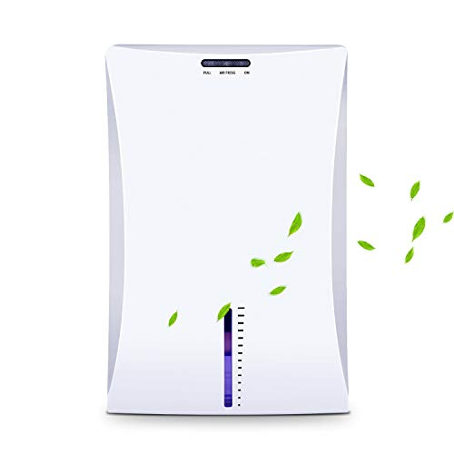 LATITOP Small Dehumidifier, Electric Home...