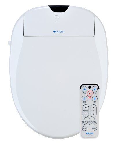 Brondell S1000-EW Swash 1000 Advanced Bidet...