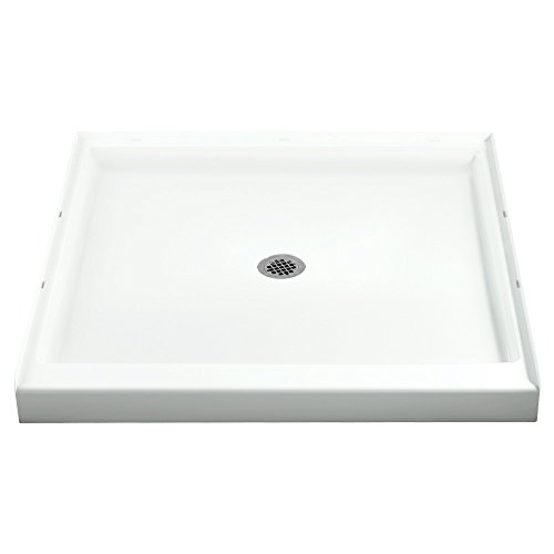 STERLING 72161100-0 36-Inch Shower Base Vikrell...