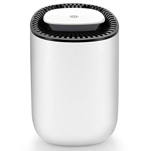 Hysure Quiet and Portable Dehumidifier Electric,...