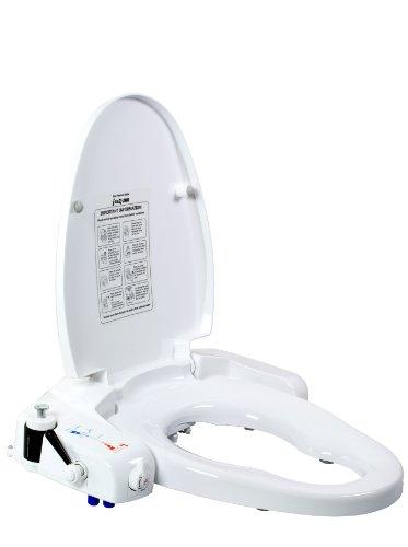Smartcleanse IB-3000 Non Electric Bidet, White