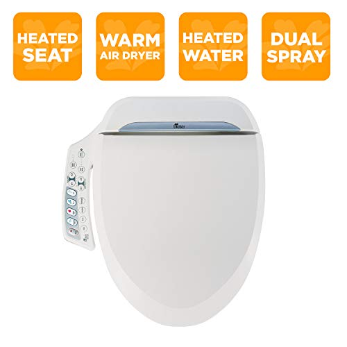 Bio Bidet Ultimate BB-600 Advanced Bidet Toilet...