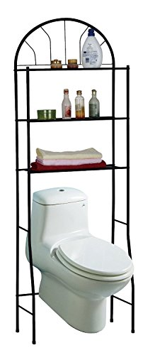 "UNIWARE 19002B Bathroom Space Saver, 23"" x 11"" x 66"""