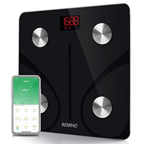 RENPHO Bluetooth Body Fat Scale Smart BMI Scale...