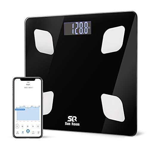 Bluetooth Body Fat Scale- Wireless Digital...