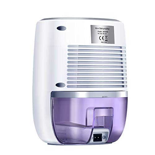 COSVII Small Dehumidifier Portable Mini...