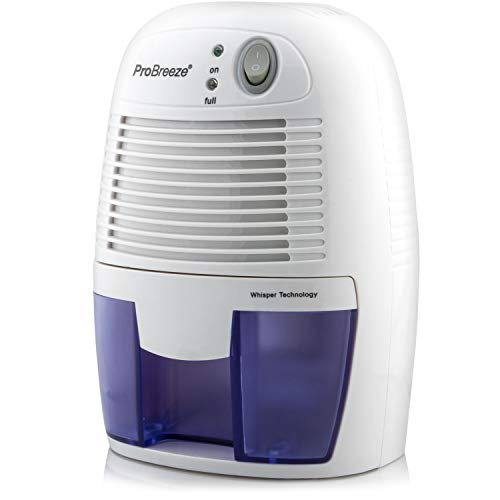 Pro Breeze Electric Mini Dehumidifier, 1200 Cubic...