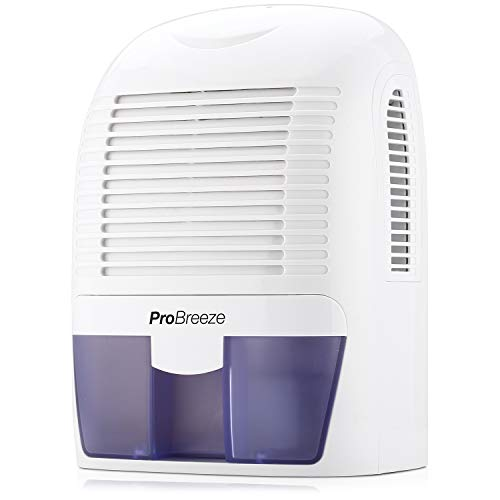 Pro Breeze Electric Mini Dehumidifier, 2200 Cubic...