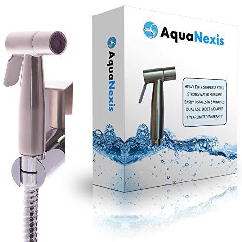 Aqua Nexis Premium Cloth Diaper Sprayer - #1...