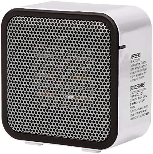 AmazonBasics 500-Watt Ceramic Small Space Personal...